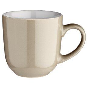 essential Waitrose stone mug