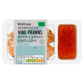 GOOD TO GO King Prawns with a Sweet Chilli Dip