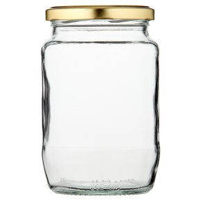 Waitrose Cooking 2lb jam jar