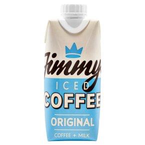 Jimmy's original iced coffee