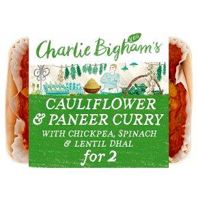 Charlie Bigham's World of Grains Cauilflower & Paneer