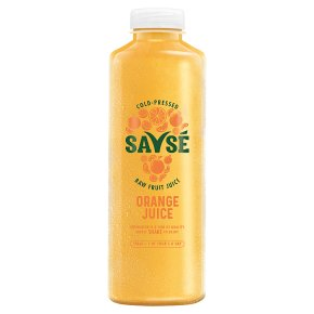 Savsé Orange Juice