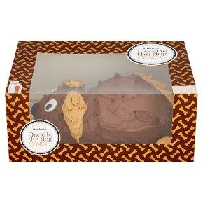 Surprising Waitrose Doodle The Dog Cake Waitrose Partners Funny Birthday Cards Online Inifofree Goldxyz