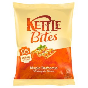 Kettle Bites Maple Barbecue