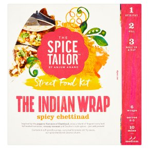 The Spice Tailor Spicy Chettinad Kit