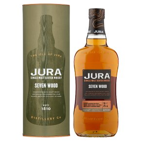 Jura Sevenwood Malt Whisky