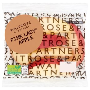Waitrose Pink Lady Apple Bag