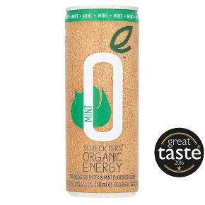 Scheckter's Mint Energy Drink
