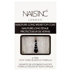 Nails Inc Top Coat