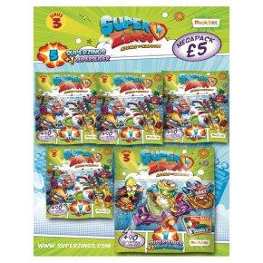 Superzings 3 Mega Pack