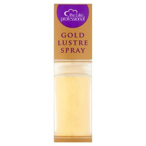 Cake Professional Gold Lustre Spray