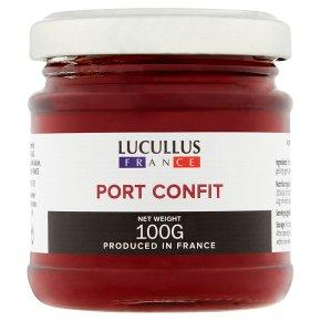 Lucullus Port Confit
