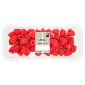 No.1 Speciality British Raspberries