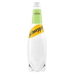 Schweppes low calorie elderflower tonic water