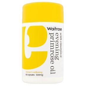 essential Waitrose Evening Primrose Oil