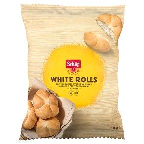 Schär Gluten Free White Rolls