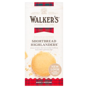 Walkers Highlanders shortbread