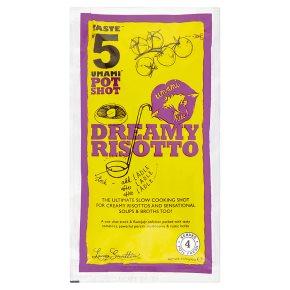 Taste #5 Dreamy Risotto