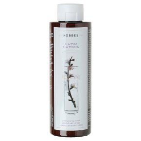 Korres shampoo almond & linseed