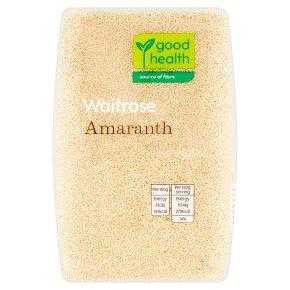 Waitrose LoveLife Amaranth