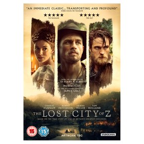 DVD The Lost City of Z