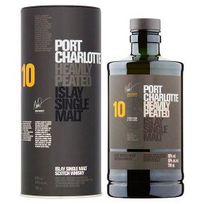 Bruichladdich Port Charlotte 10 Year Old Malt Whisky