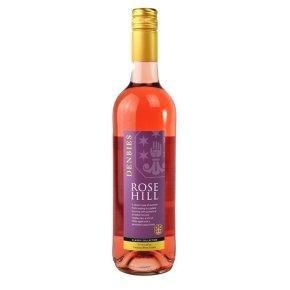 Denbies Rose Hill, English, Rosé wine
