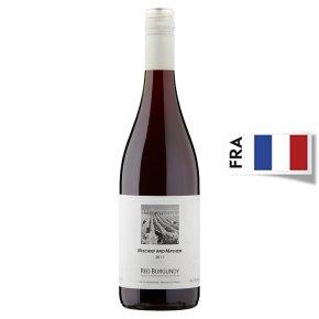 Bourgogne, Pinot Noir, French, Red Wine