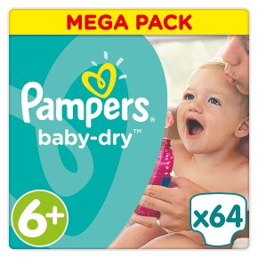 Pampers BD Size6+ MP