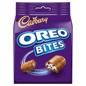 Cadbury Oreo Bites Chocolate Bag