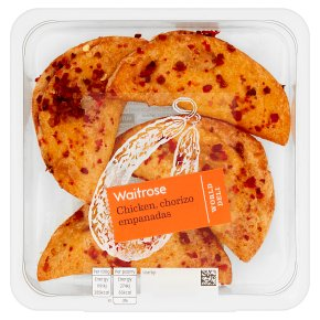 Waitrose World Deli Chicken, Chorizo Empanadas