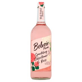 Belvoir Elderflower & Rose Pressé
