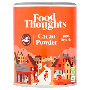 Food Thoughts Natural Cacao Powder