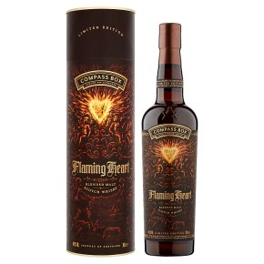 Compass Box Whisky Flaming Heart 2018 Limited edition