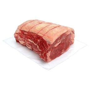Waitrose 1 Dry Aged Aberdeen Angus Beef Boneless Sirloin