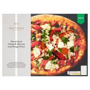Waitrose No1 N'Duja & Burrata Pizza