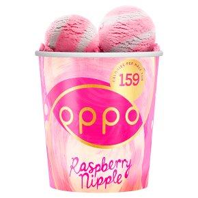 Oppo Raspberry Nipple Ice Cream