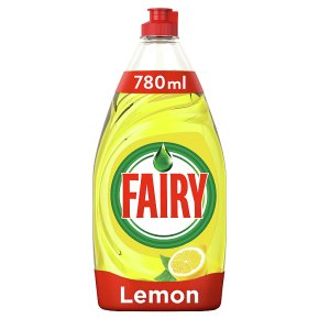 Fairy Lemon Washing Up Liquid
