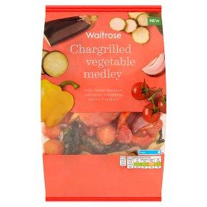 Waitrose Chargrilled Vegetable Medley