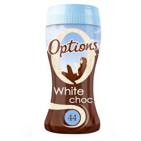 Options White Choc