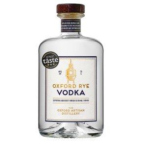 Toad Oxford Rye Vodka