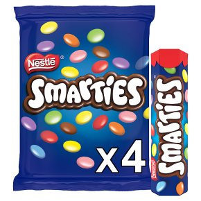 Smarties tube multipack