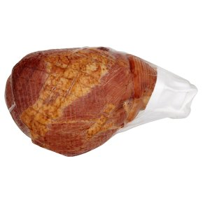 Waitrose 1 Free Range Hand Carved Wiltshire Cured Ham