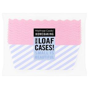 Waitrose Cooks' Homebaking loaf cases