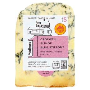 Waitrose 1 Cropwell Bishop Blue Stilton