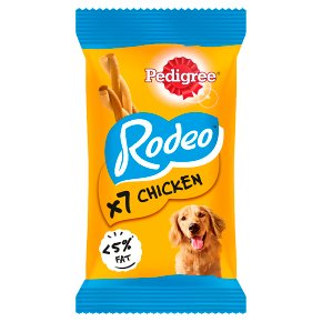 PEDIGREE Rodeo Dog Treats with Chicken 8 Sticks