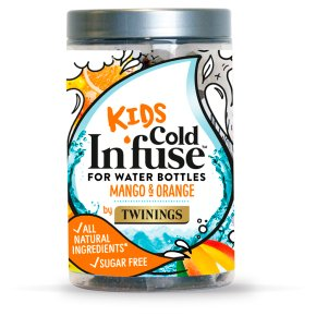 Twinings Kids 12 Cold In'fuse Mango & Orange