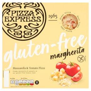 Pizza Express Gluten Free Margherita