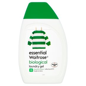 essential Waitrose Bio Laundry Gel 18 washes
