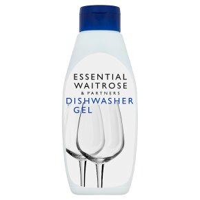 essential Waitrose Dishwasher Gel